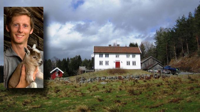 FARMEN 2013: Serien skal spilles inn i Aust-Agder, nærmere bestemt på Berli. Gården ligger idyllisk til i blant innsjøer og endeløse skoger, på grensen mellom Grimstad og Arendal kommune .