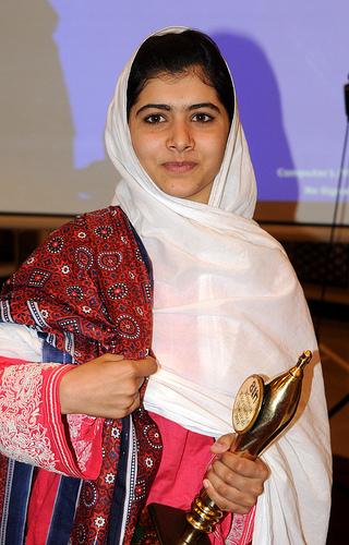 Tidenes yngste Nobel Fredspris-vinner?