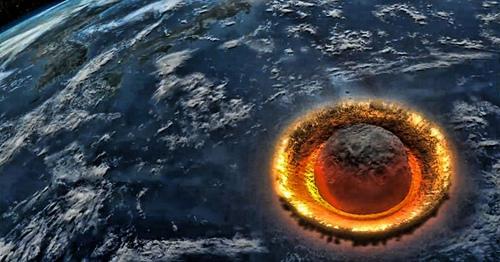 Gigant-Asteroide treffer jorda om vi ikke ...