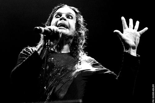 Legenden Ozzy Osbourne -Rockens gudfar kommer til Norge!