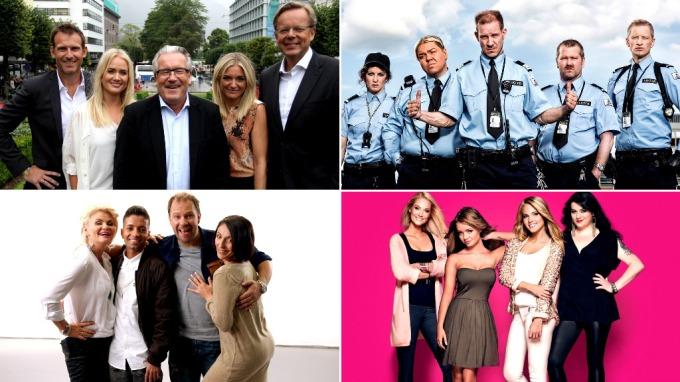 TV 2s VÅRPROGRAM: OL i Sotsju, «Samurai Sikkerhet», «Norske Talenter» og «Bloggerne» er noen av programmene TV 2 satser på våren 2014.