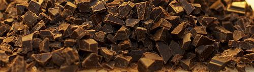 Spis nok sjokolade for helsens skyld