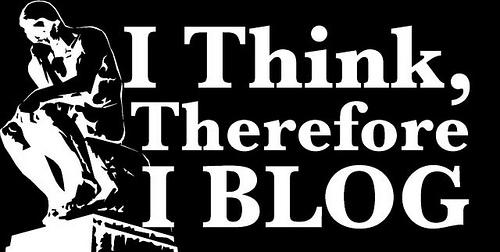 Din blogg er din stemme- bruk den!