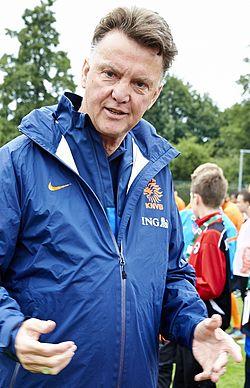 Louis Van Gaal er favoritt til å ta over Manchester United