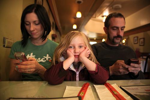Barn tåler sinte foreldre, sett grenser!