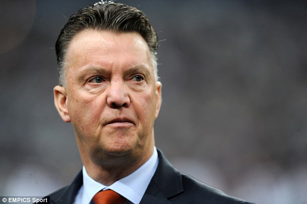 New boss: Louis Van Gaal will be appointed as Manchester United manager next week