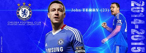 John TERRY - Season 2014/15 facebook cover screen