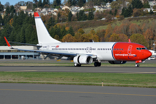 Norwegian Air Shuttle LN-NIH