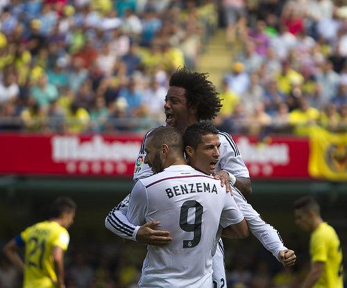 Real Madrid spiss på vei til Manchester United!