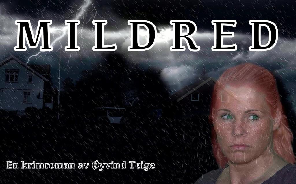 """Fra blogger til Forfatter - """"Mildred"""" av Vargas12.com"""