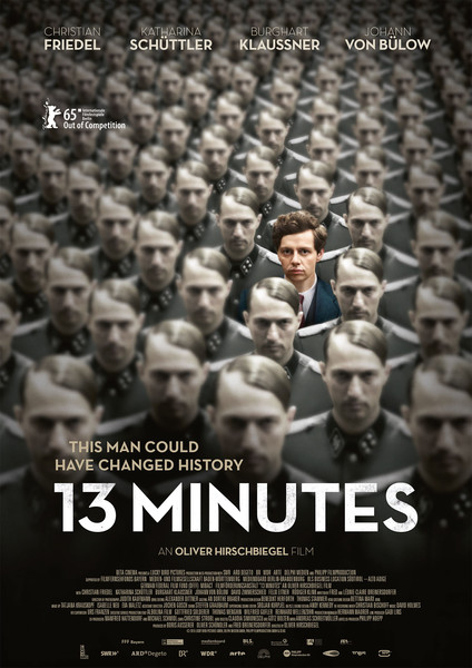 Elser – 13 minutter fra Hitler