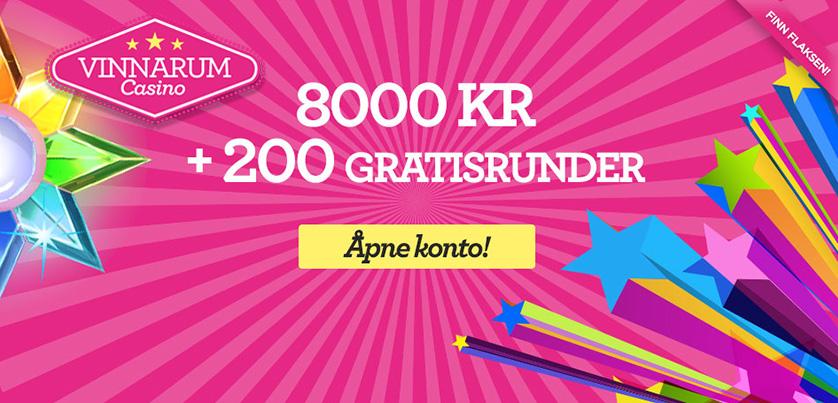 Norsk Casino Online  - det aller beste tilbudet - på et sted!