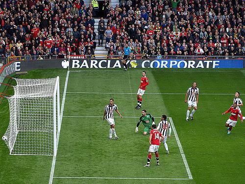 Manchester United Nani goal