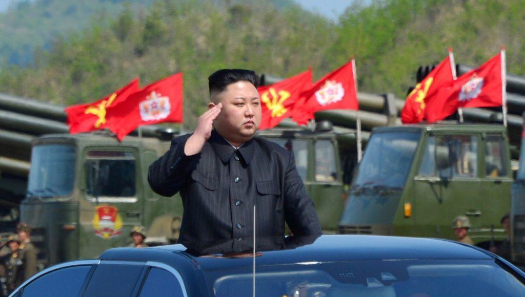 Osloavtalen del tre - USA vs Nord-Korea