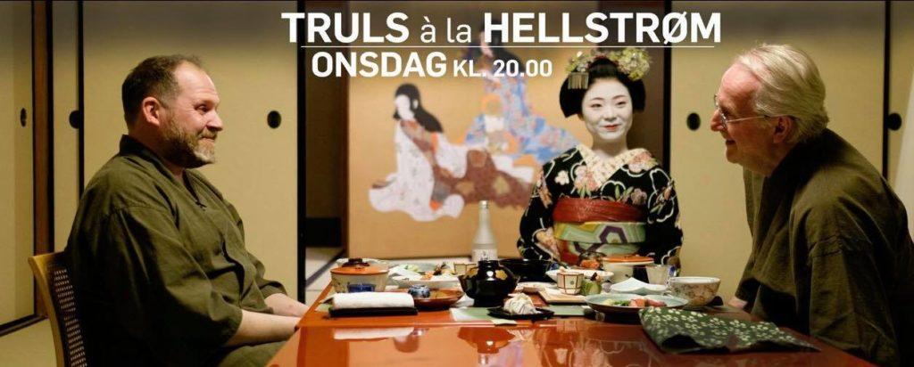 Truls á la Hellstrøm - har kokken humor?