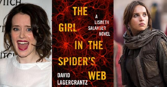 Lisbeth Salander lever videre i ny film